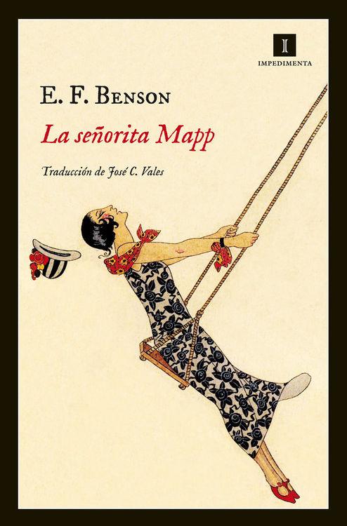 La se�orita Mapp: portada