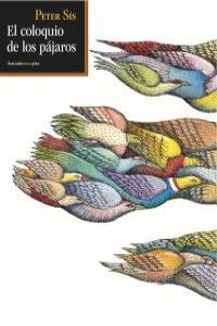 El coloquio de los pájaros: portada