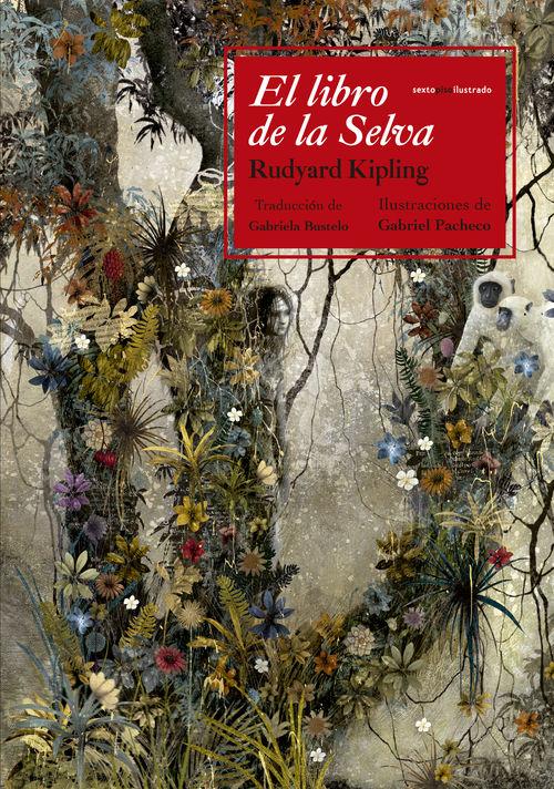 El libro de la Selva (SEGUNDA EDICIÓN): portada