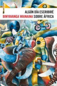 Algún día escribiré sobre África: portada