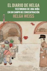 El diario de Helga: portada