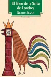 El libro de la Selva de Londres: portada