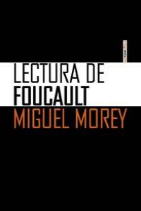 Lectura de Foucault: portada