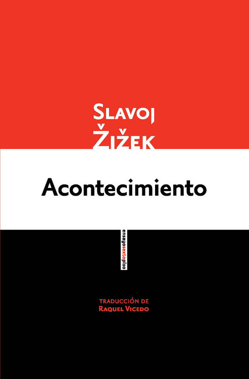Acontecimiento (3ª ed): portada