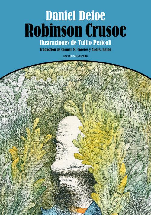 Robinson Crusoe: portada
