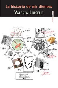 La historia de mis dientes: portada