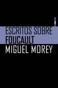 Escritos sobre Foucault: portada