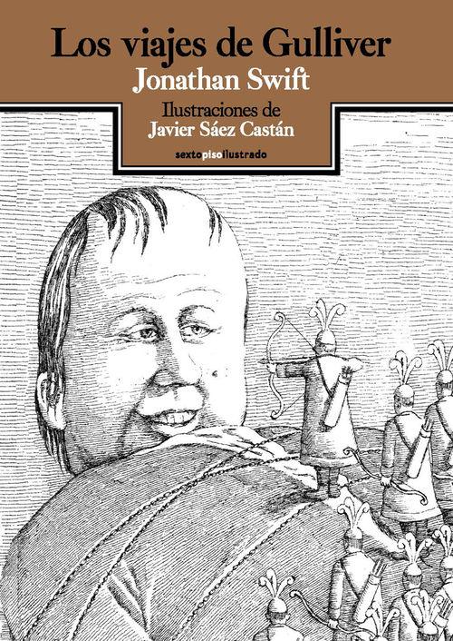 Los viajes de Gulliver: portada