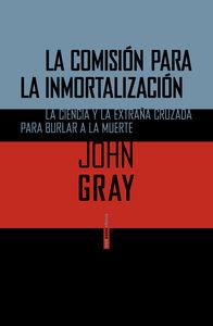 La Comisión para la Inmortalización: portada