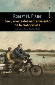 Zen y el arte del mantenimiento de la motocicleta (CUARTA ED: portada