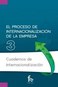 EL PROCESO DE INTERNACIONALIZACION DE LA EMPRESA: portada