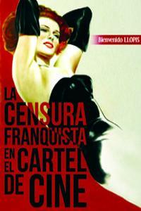 La censura franquista en el cartel de cine: portada