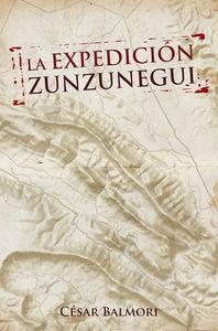 La Expedición Zunzunegui: portada