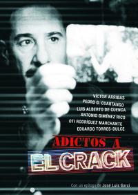 Adictos a El crack: portada
