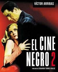 EL CINE NEGRO 2: portada