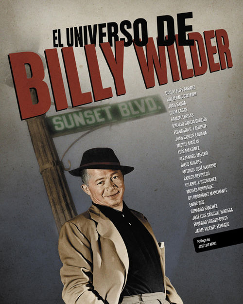 EL UNIVERSO DE BILLY WILDER: portada