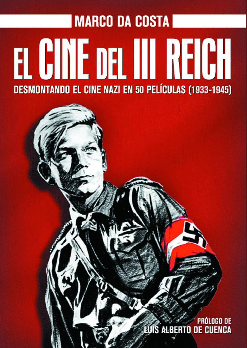 EL CINE DEL III REICH: portada