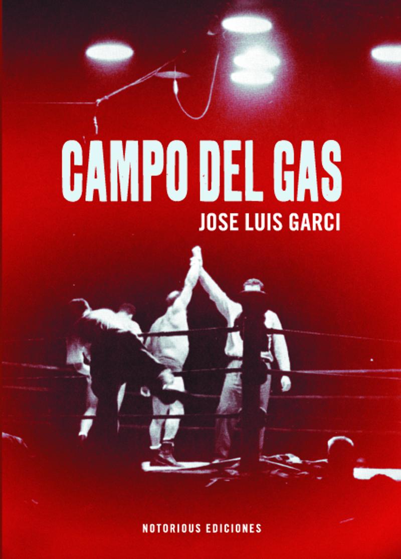 CAMPO DEL GAS: portada