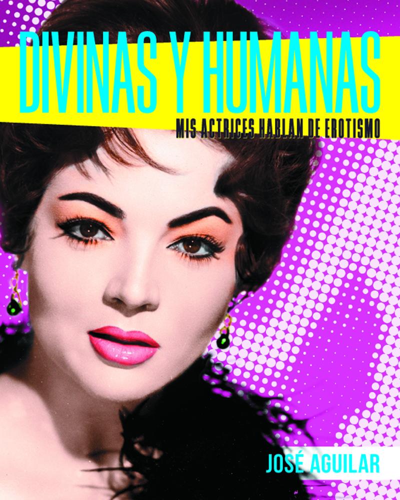 DIVINAS Y HUMANAS: portada
