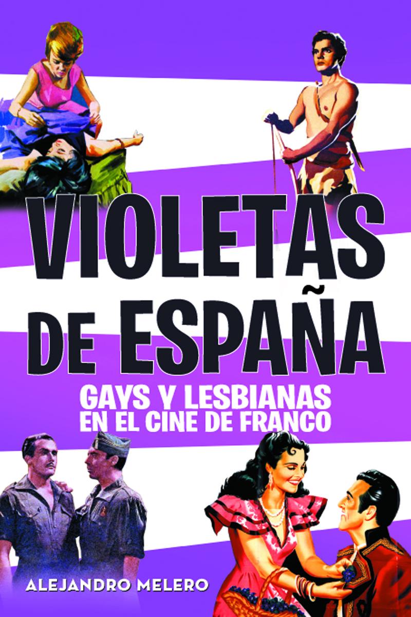 VIOLETAS DE ESPAÑA: portada