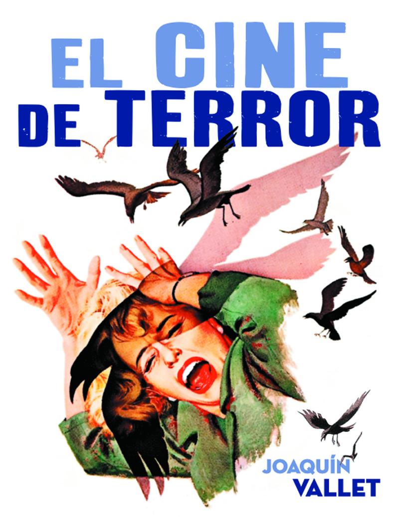 EL CINE DE TERROR: portada