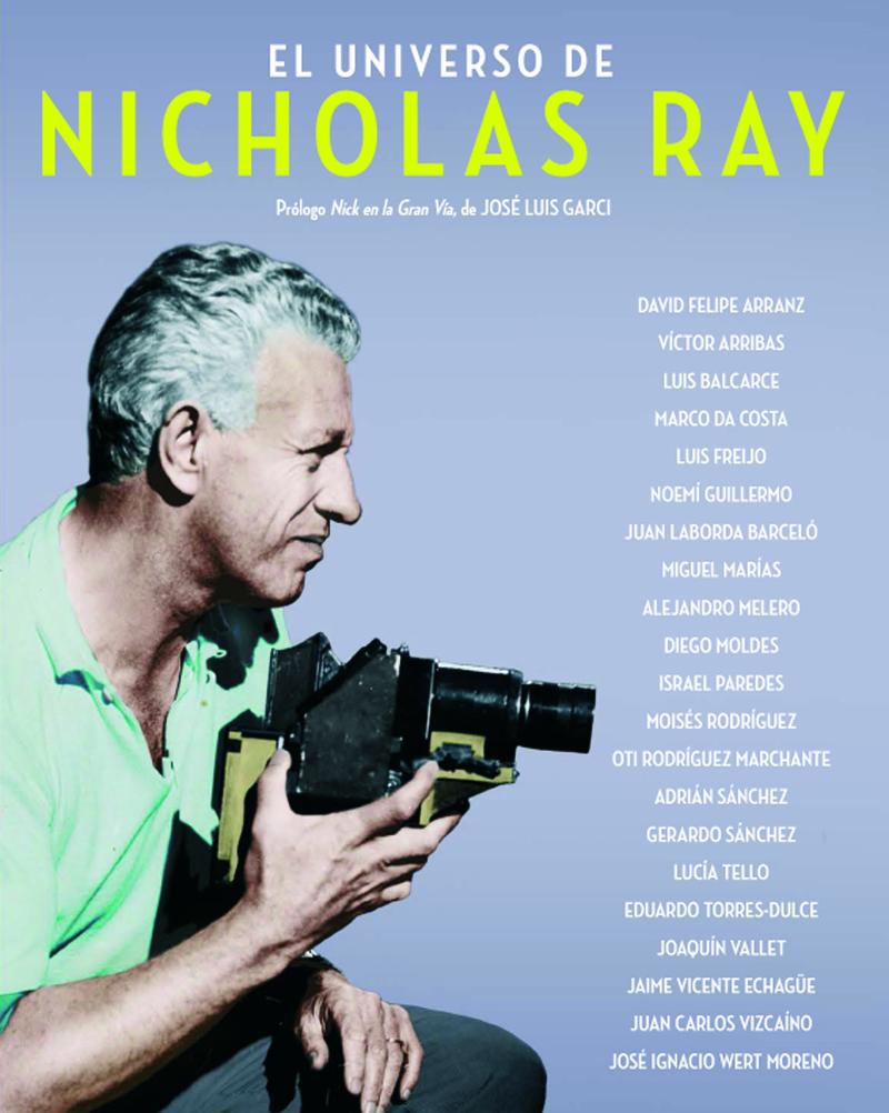 EL UNIVERSO DE NICHOLAS RAY: portada