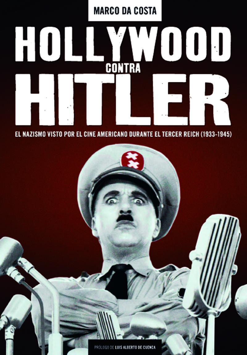 HOLLYWOOD CONTRA HITLER: portada