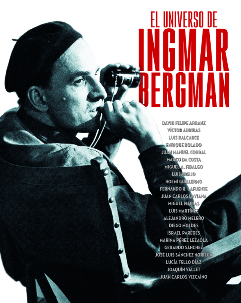 EL UNIVERSO DE INGMAR BERGMAN: portada