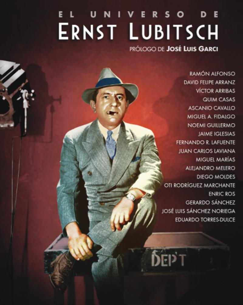 EL UNIVERSO DE ERNST LUBITSCH: portada