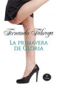 LA PRIMAVERA DE GLORIA: portada