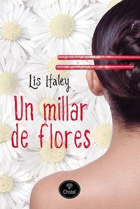 Un millar de flores: portada