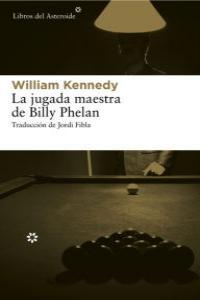 La jugada maestra de Billy Phelan: portada
