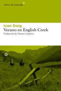 VERANO EN ENGLISH CREEK: portada