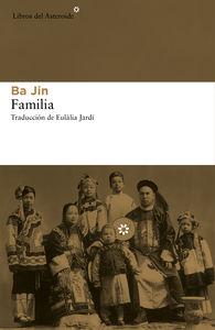 FAMILIA: portada