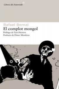 COMPLOT MONGOL, EL: portada