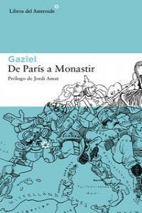 DE PARÍS A MONASTIR: portada