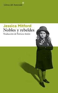 NOBLES Y REBELDES: portada