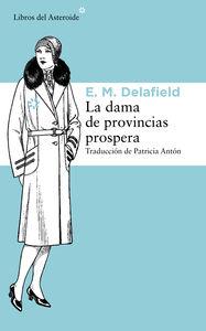 DAMA DE PROVINCIAS PROSPERA, LA: portada