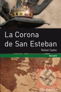 LA CORONA DE SAN ESTEBAN: portada