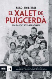 El xalet de Puigcerdà: solidaritat sota les bombes: portada