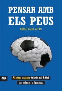 PENSAR AMB ELS PEUS: portada