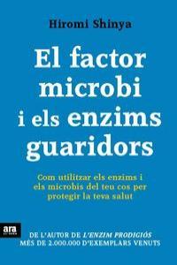 EL FACTOR MICROBI I ELS ENZIMS GUARIDORS: portada