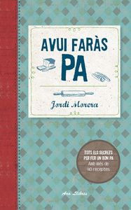 AVUI FARÀS PA: portada