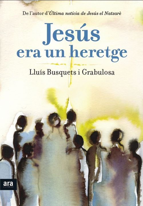 JESÚS ERA UN HERETGE: portada