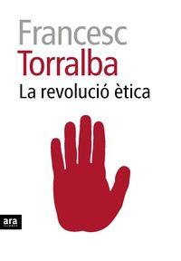 REVOLUCIÓ ÈTICA, LA: portada