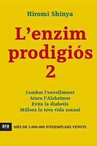 ENZIM PRODIGIÓS 2, L': portada