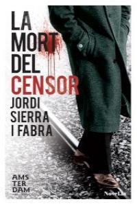 MORT DEL CENSOR, LA: portada