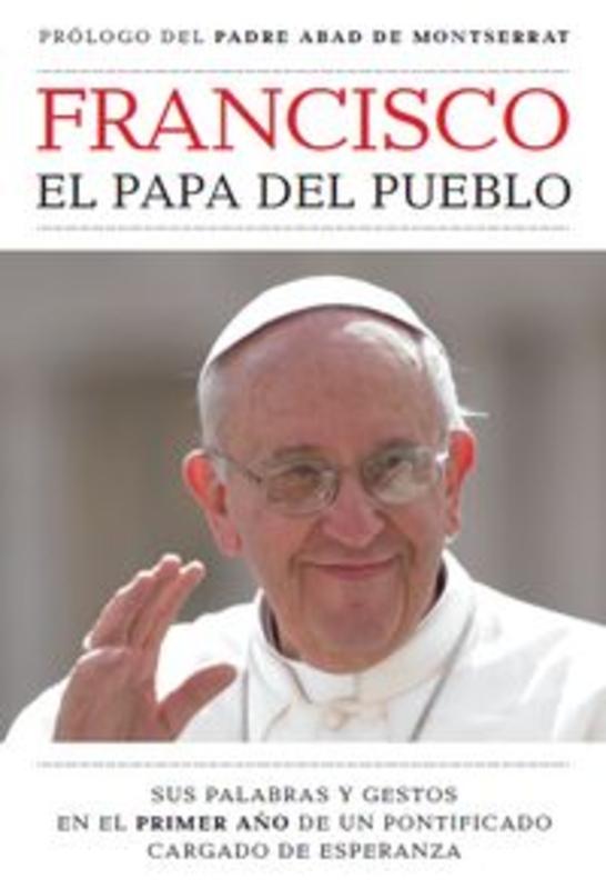 FRANCISCO EL PAPA DEL PUEBLO: portada