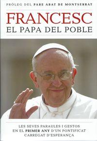 FRANCESC EL PAPA DEL POBLE: portada