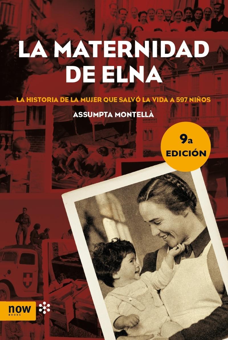 MATERNIDAD DE ELNA, LA - 4A EDICI�N: portada